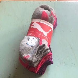 NWT Puma Women's sport socks